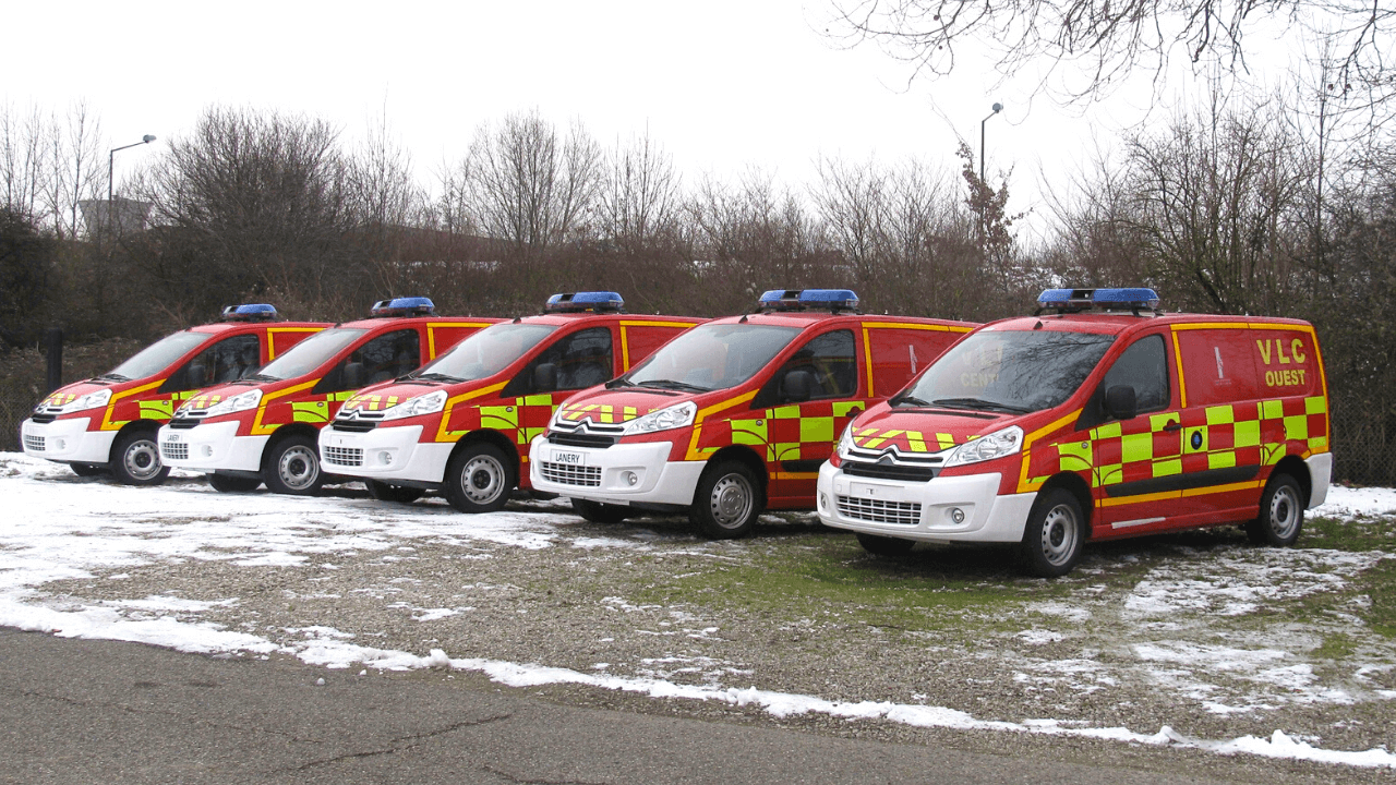 VLC 85 Pompier