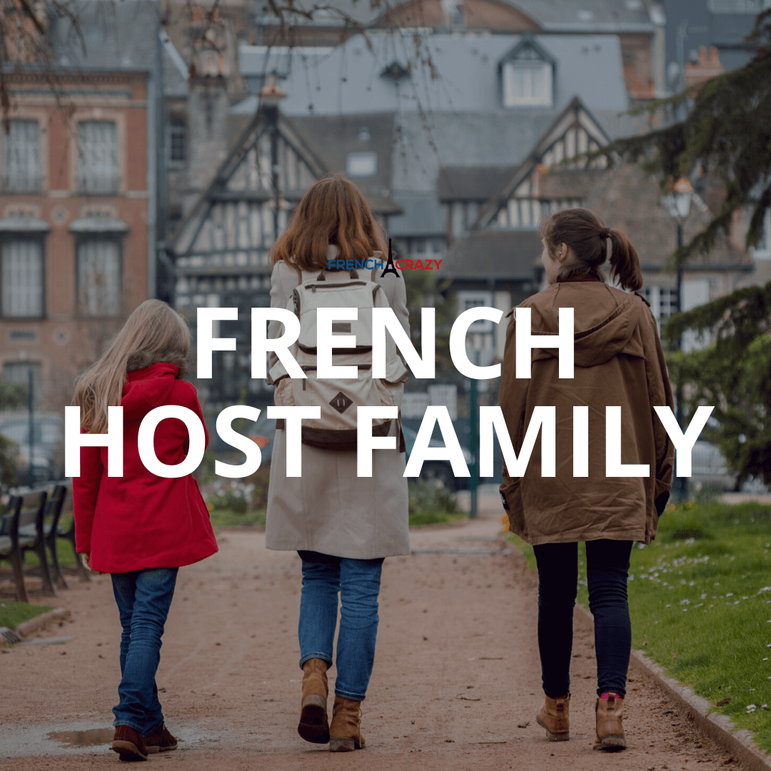 French host family